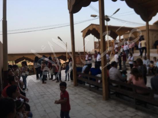 «حالة الحديد».. آلاف الأقباط يحتفلون بذكرى تحرير متياس الرسول (صور) (3)