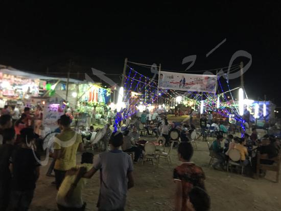 «حالة الحديد».. آلاف الأقباط يحتفلون بذكرى تحرير متياس الرسول (صور) (36)