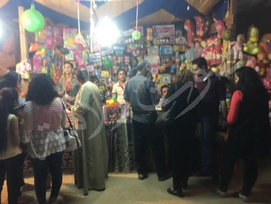 «حالة الحديد».. آلاف الأقباط يحتفلون بذكرى تحرير متياس الرسول (صور) (27)