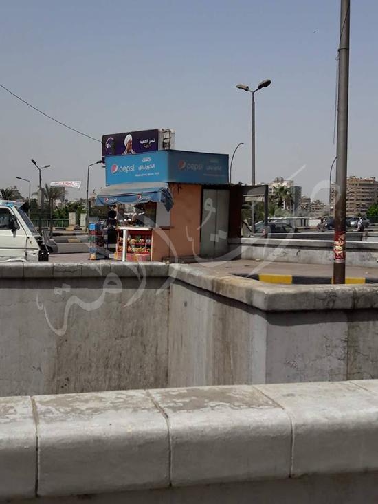 مدخل الجيزة يكشف عورات قيادات المحافظة فضلات آدمية.. وبلطجة بلا حدود (18)