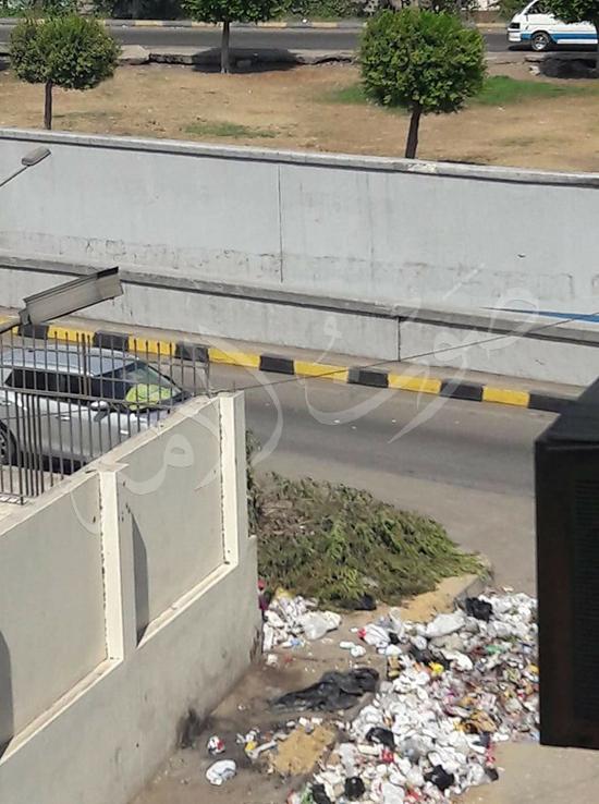 مدخل الجيزة يكشف عورات قيادات المحافظة فضلات آدمية.. وبلطجة بلا حدود (2)