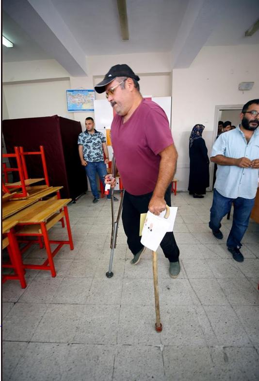 الانتخابات الرئاسية فى تركيا
