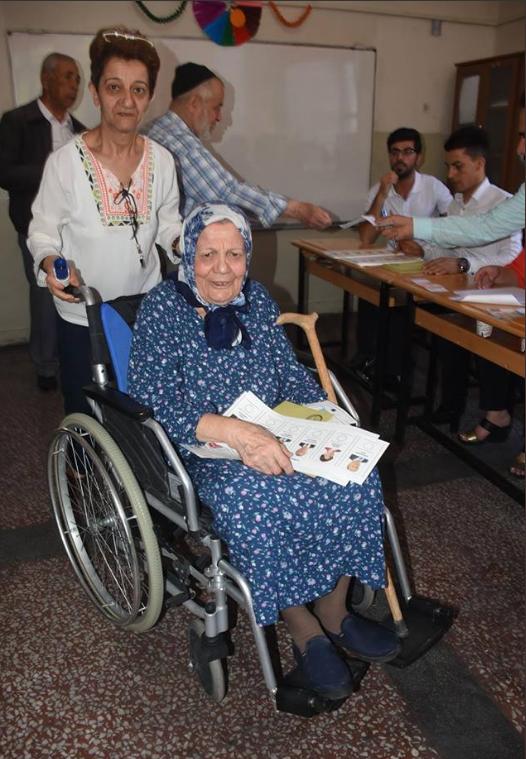 الانتخابات فى تركيا