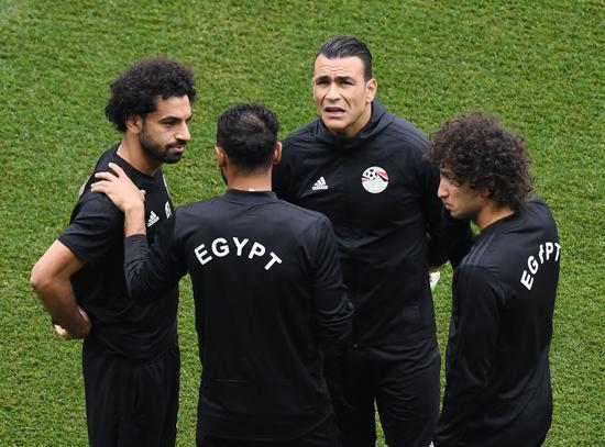 تدريب المنتخب المصرى (14)