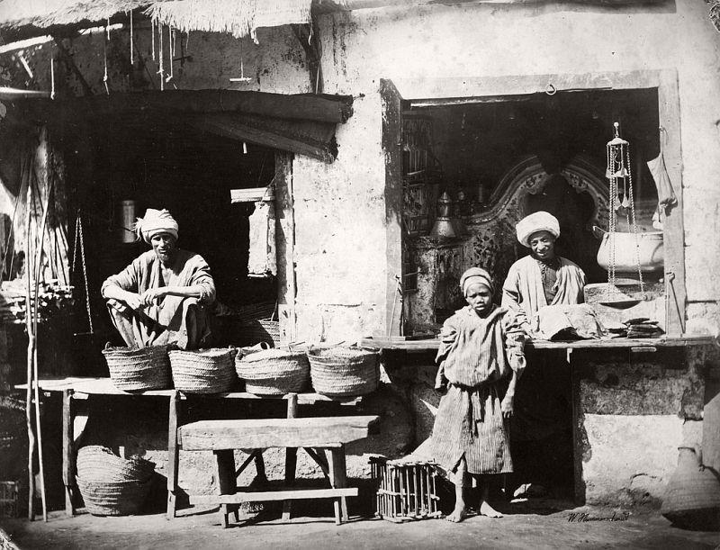 محل لبيع الأرز والزيوت فى القاهرة