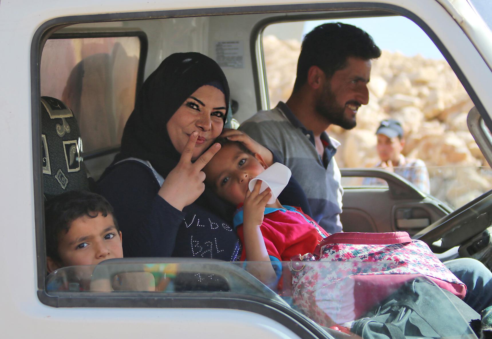 المهاجرون السوريون (4)