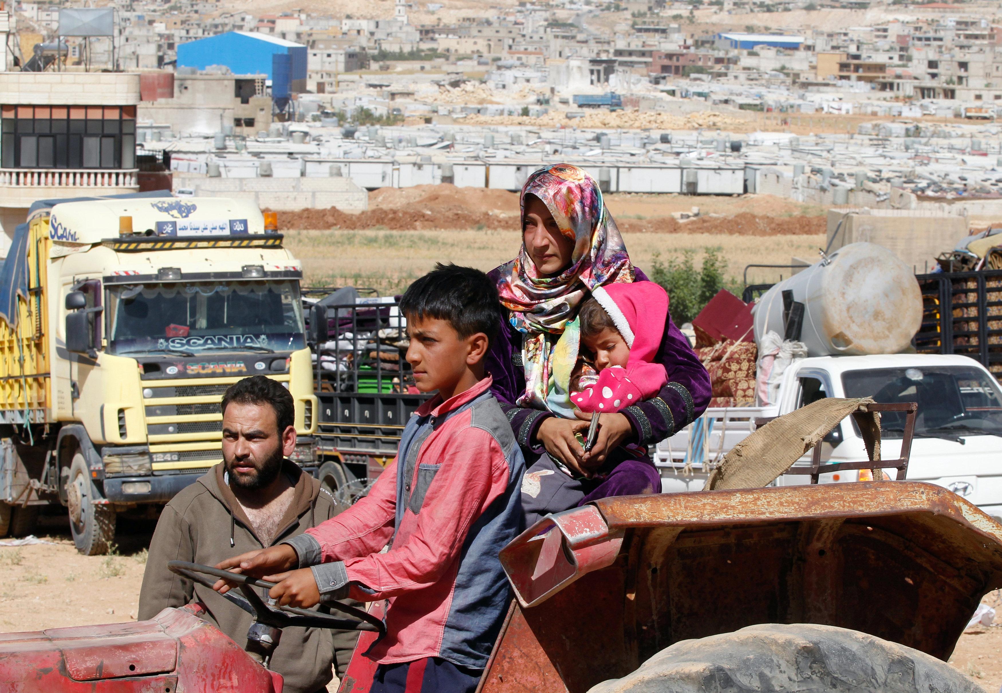 المهاجرون السوريون (13)