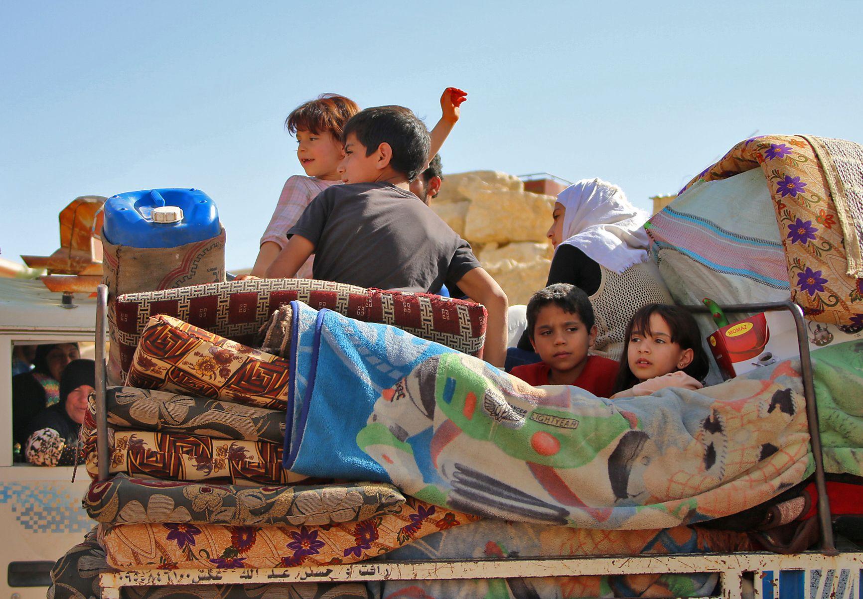 المهاجرون السوريون (7)