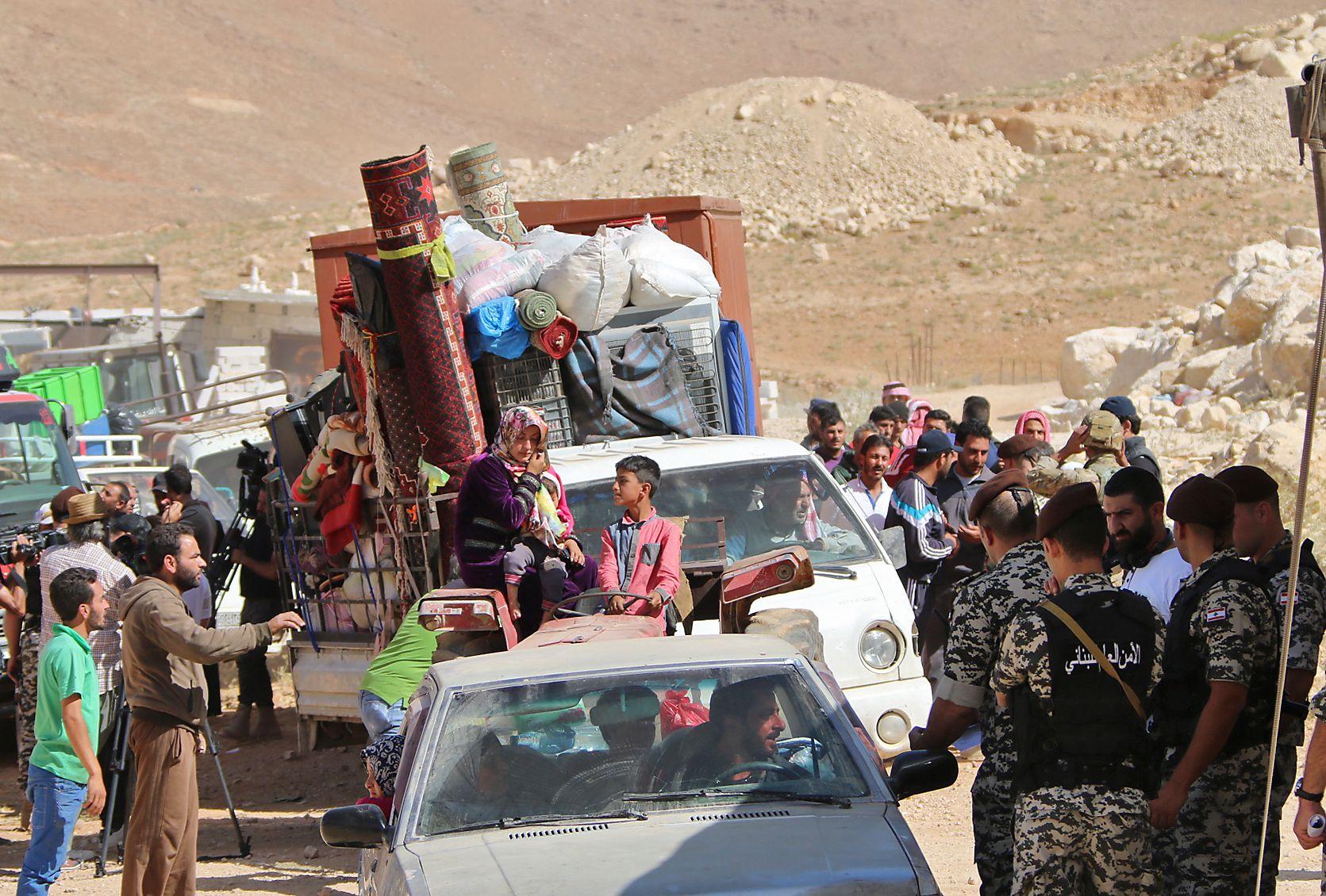 المهاجرون السوريون (3)