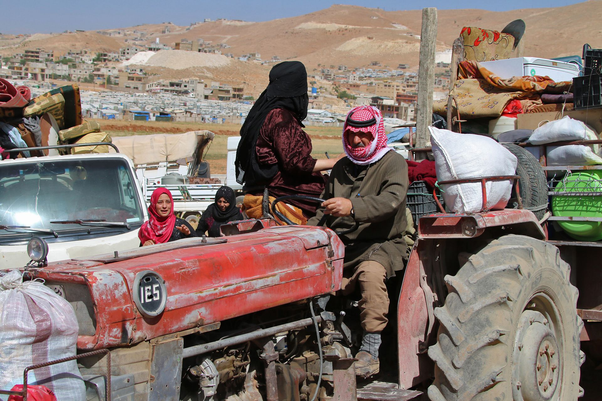 المهاجرون السوريون (1)