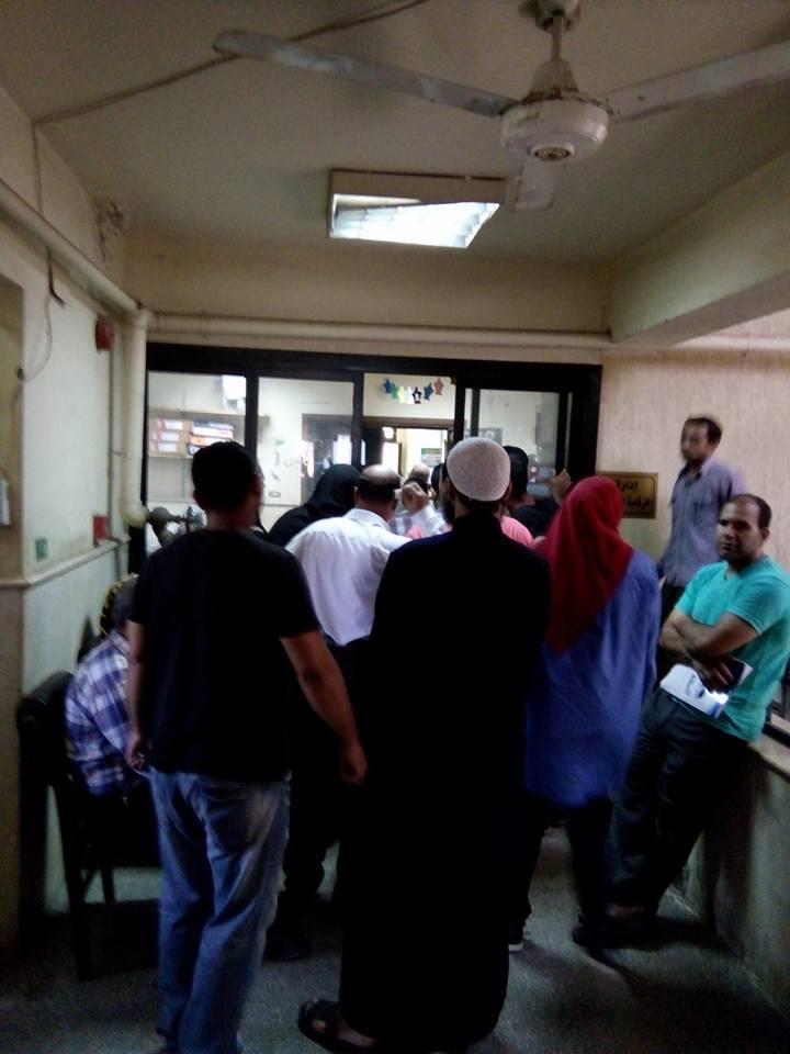 مكتب تموين شارع السودان