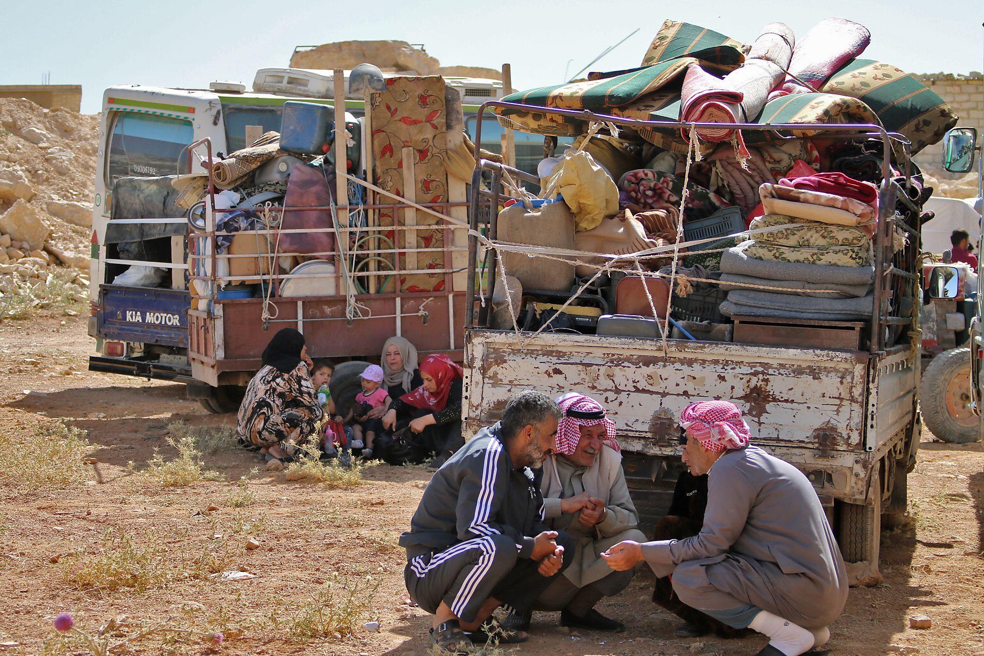 المهاجرون السوريون (2)