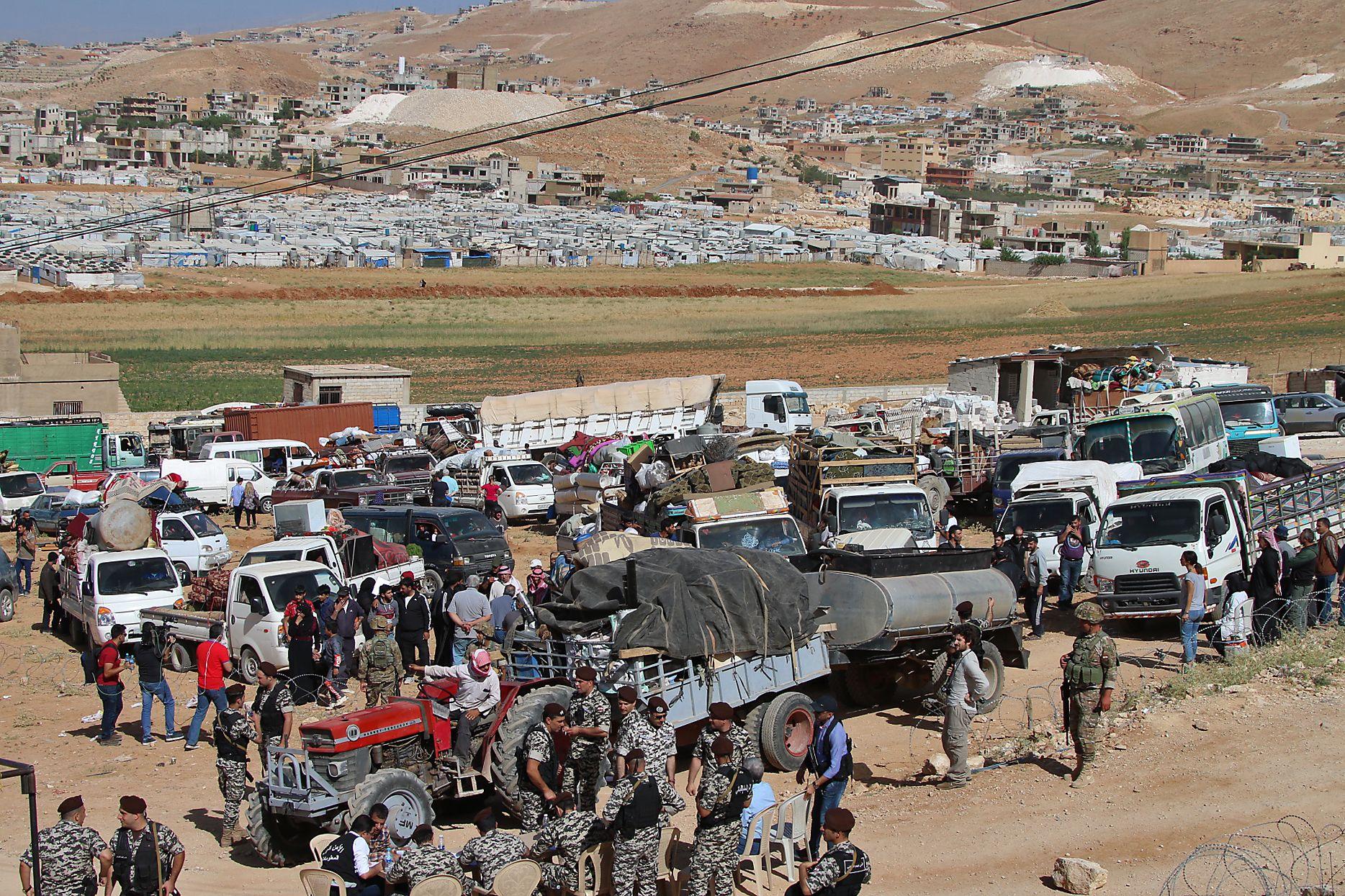 المهاجرون السوريون (8)