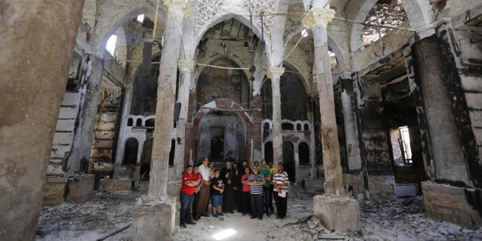 تفجير الكنائس