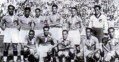 المنتخب المصرى عام 1934