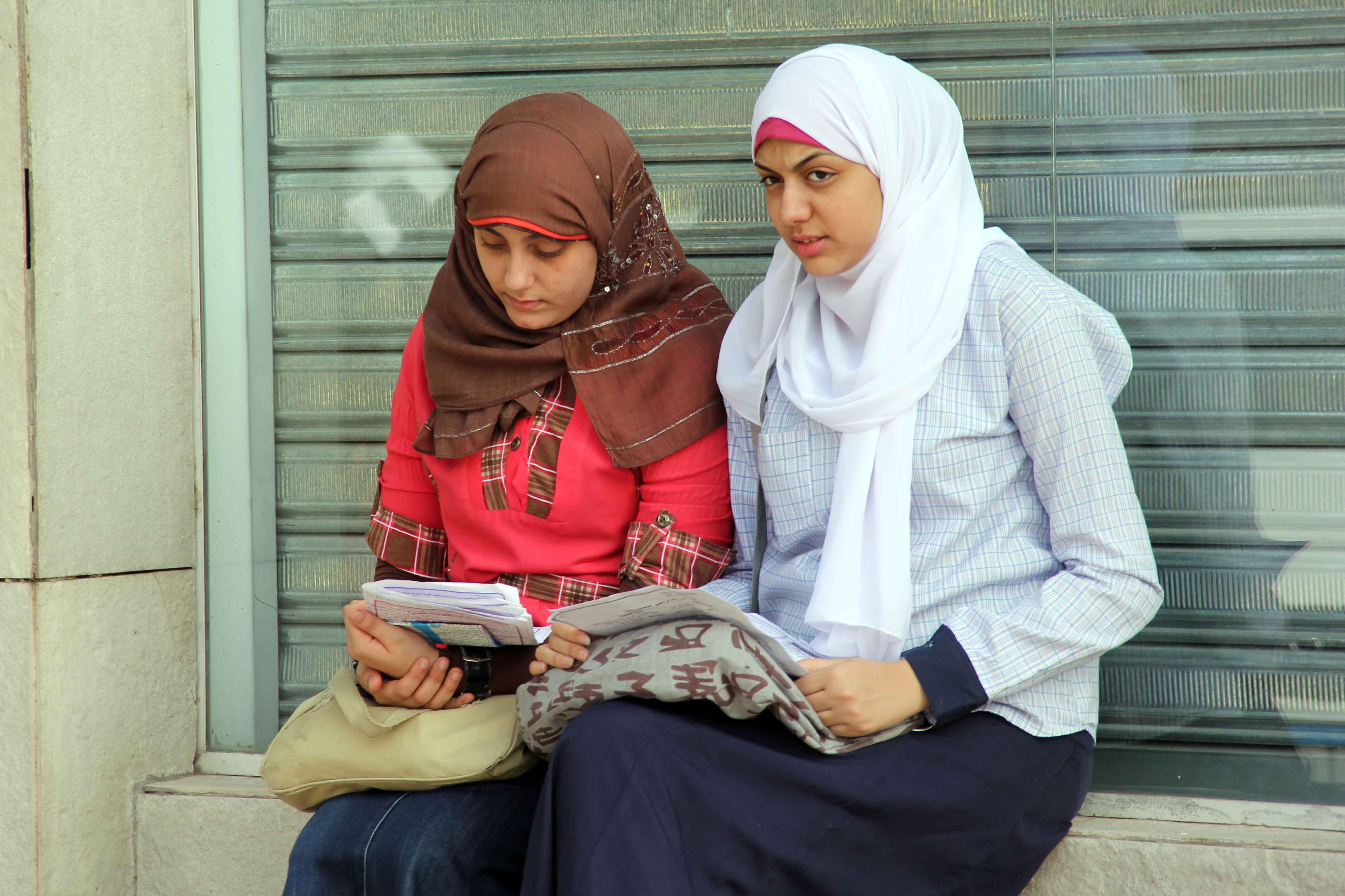 بدء امتحانات الثانويه العامه 8-6-2013 تصوير حسن محمد (12)