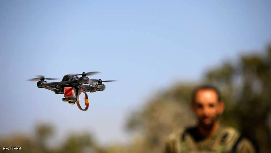 اختبار السلاح الإسرائيلي الجديد
