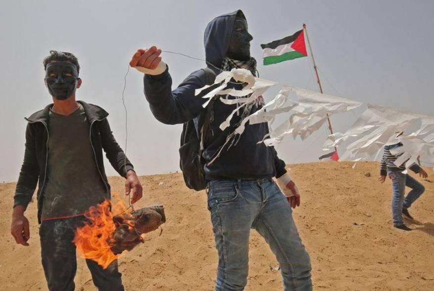 اطباق غزة 2