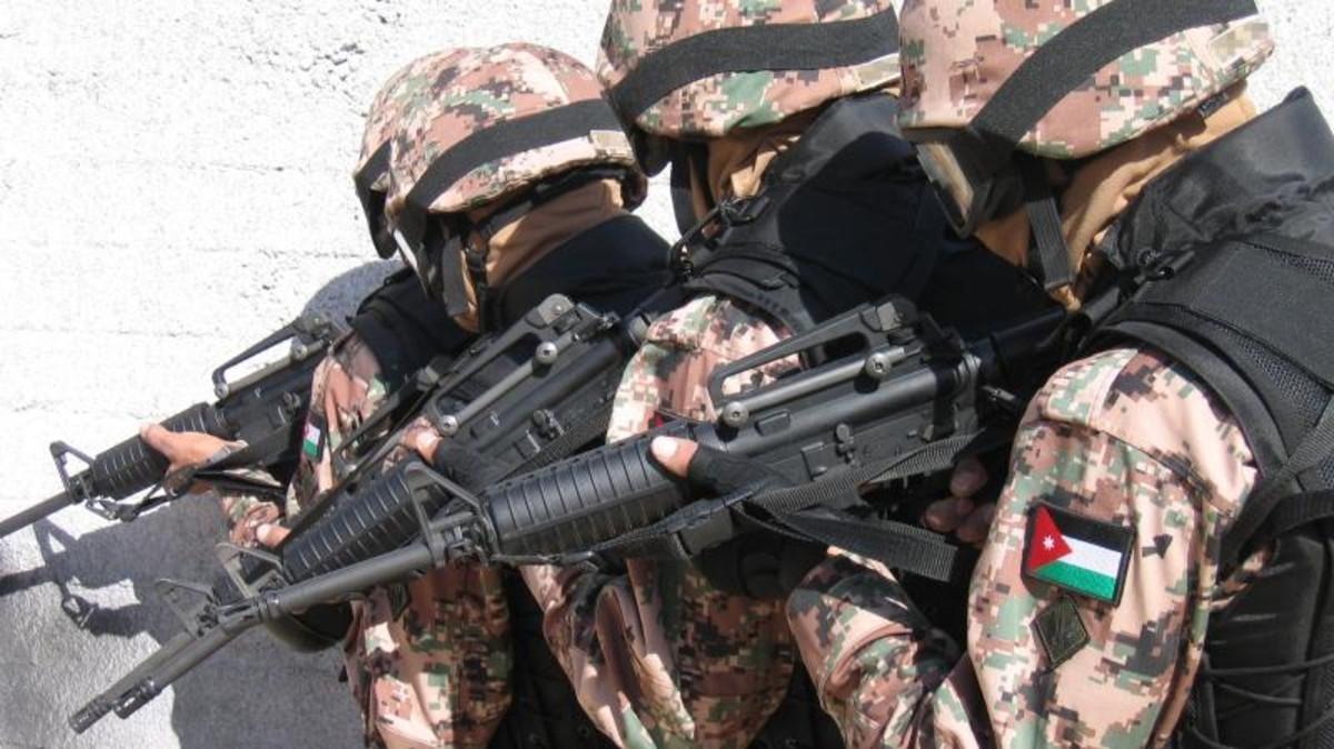 الجيش الأردني