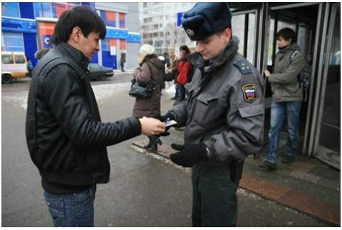 اجراءات الامن فى روسيا