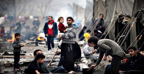 اللاجئون السوريون 2