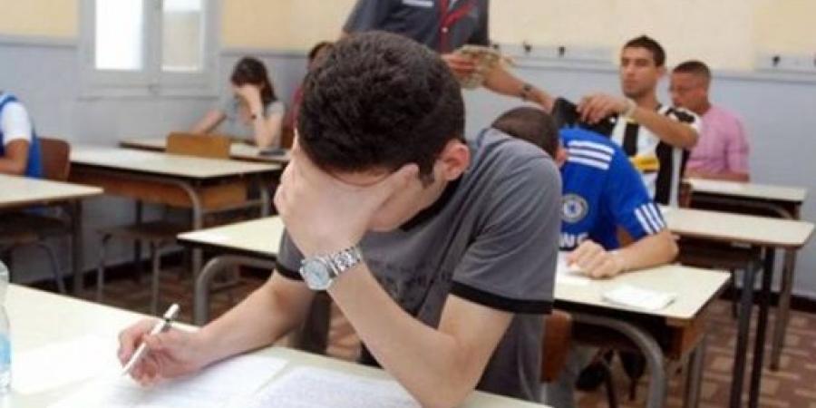 صعوبة امتحانات الثانوية