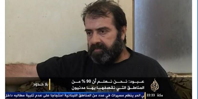 احمد منصور فى حوار مع احد اعضاء تنظيم داعش