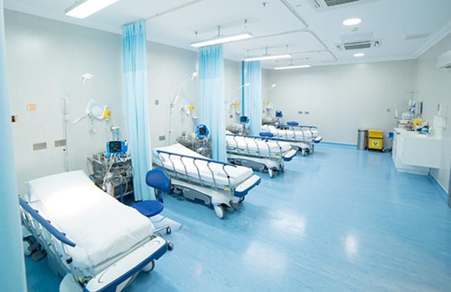 مستشفى نموذجى