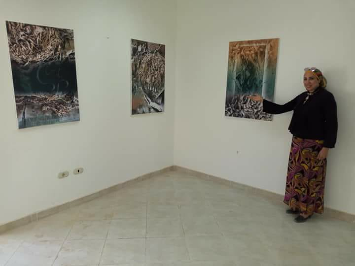 المعرض التشكيلي (4)