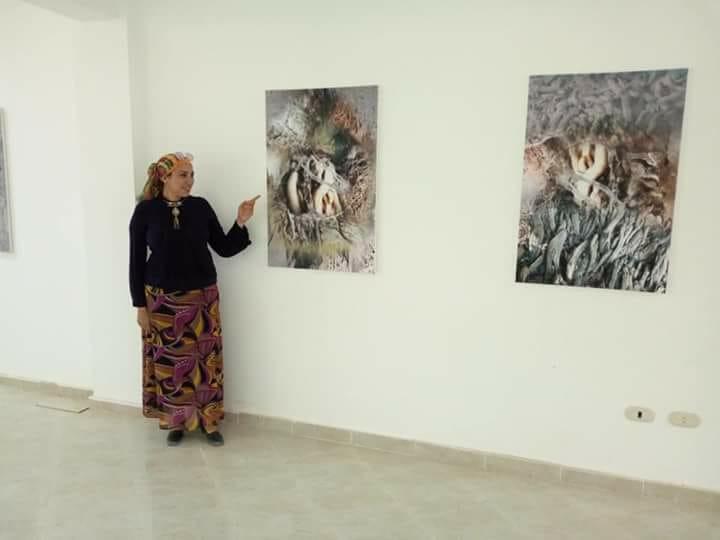 المعرض التشكيلي (6)