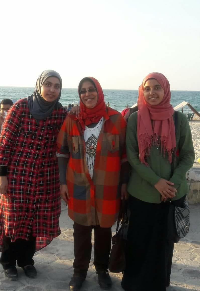 الأولى على الثانوية الأزهريىة في شمال سيناء