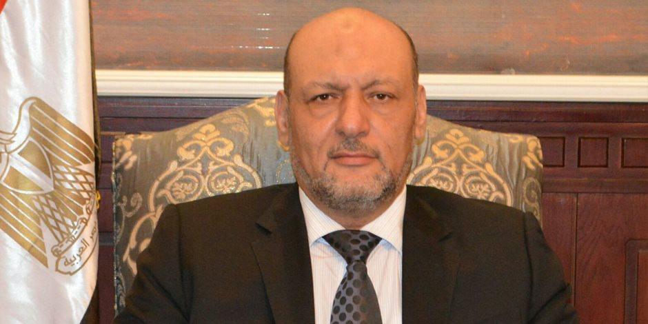 حسين عطا رئيس حزب مصر الثوره