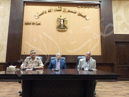 أهالي العريش من المؤتمر الجماهيري بشمال سيناء (2)