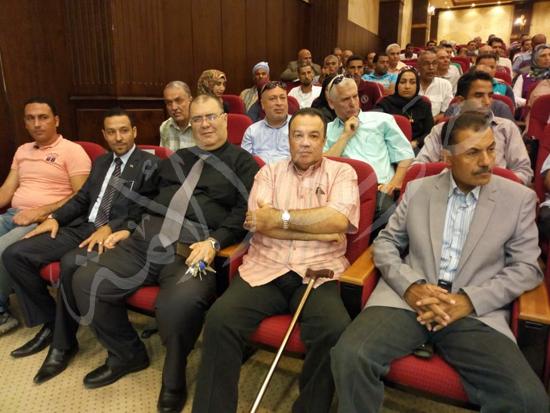 أهالي العريش من المؤتمر الجماهيري بشمال سيناء (6)