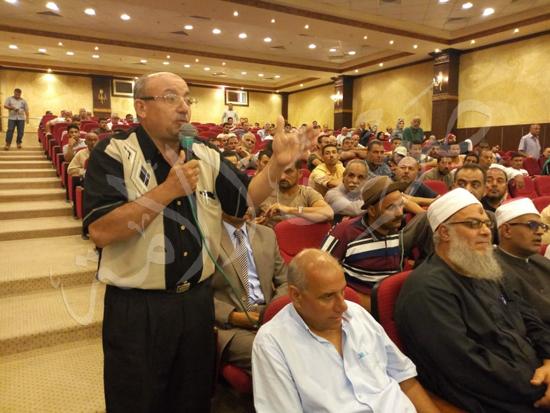 أهالي العريش من المؤتمر الجماهيري بشمال سيناء (13)