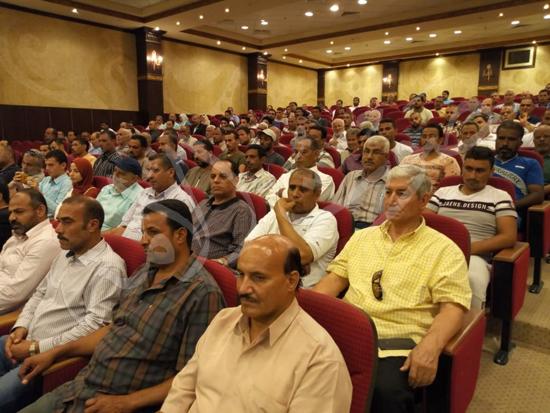 أهالي العريش من المؤتمر الجماهيري بشمال سيناء (8)