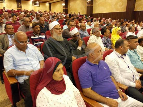 أهالي العريش من المؤتمر الجماهيري بشمال سيناء (5)
