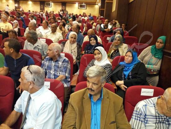 أهالي العريش من المؤتمر الجماهيري بشمال سيناء (12)