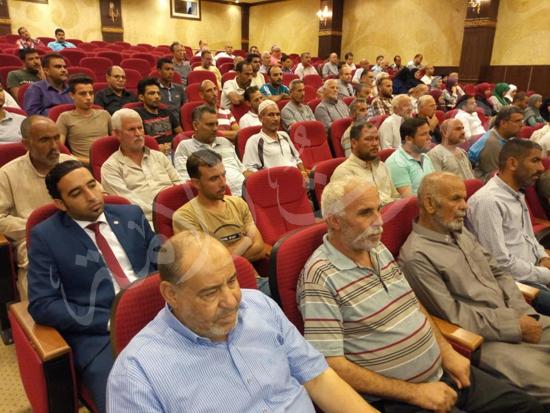 أهالي العريش من المؤتمر الجماهيري بشمال سيناء (9)