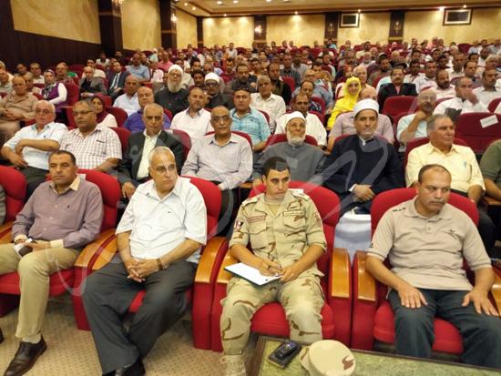 أهالي العريش من المؤتمر الجماهيري بشمال سيناء (3)