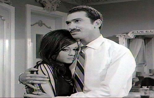 حمدى أحمد وسعاد حسنى في القاهرة 30