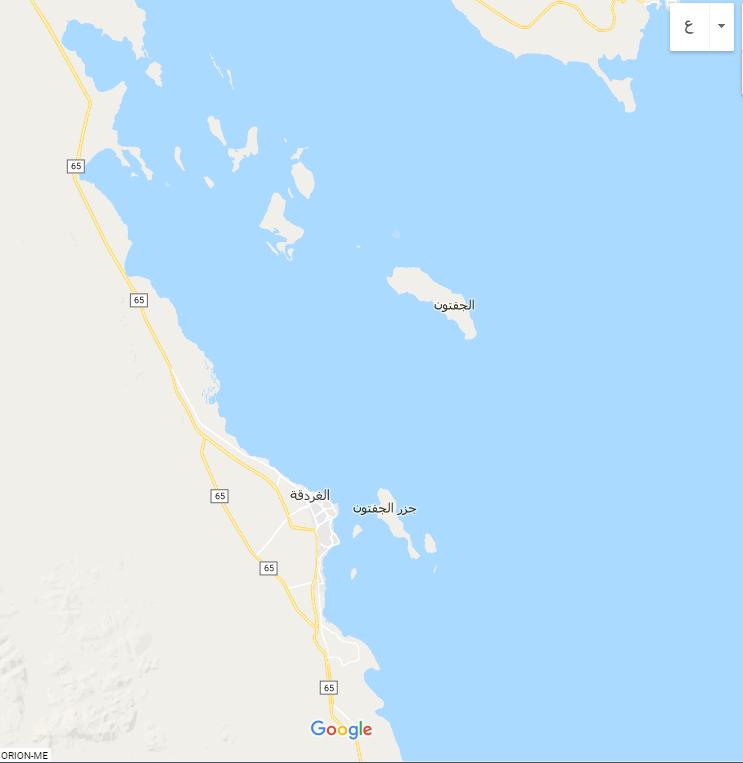 جزر البحر الأحمر 1