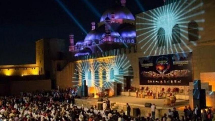حفلات مهرجان قلعة صلاح الدين الدولي للموسيقى
