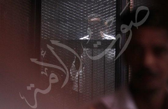 الحكم علي المتهمين في قضية فض رابعة  (1)
