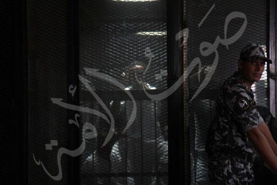 الحكم علي المتهمين في قضية فض رابعة  (7)