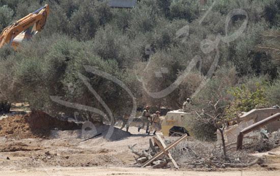 العمليات العسكرية فى سيناء (3)