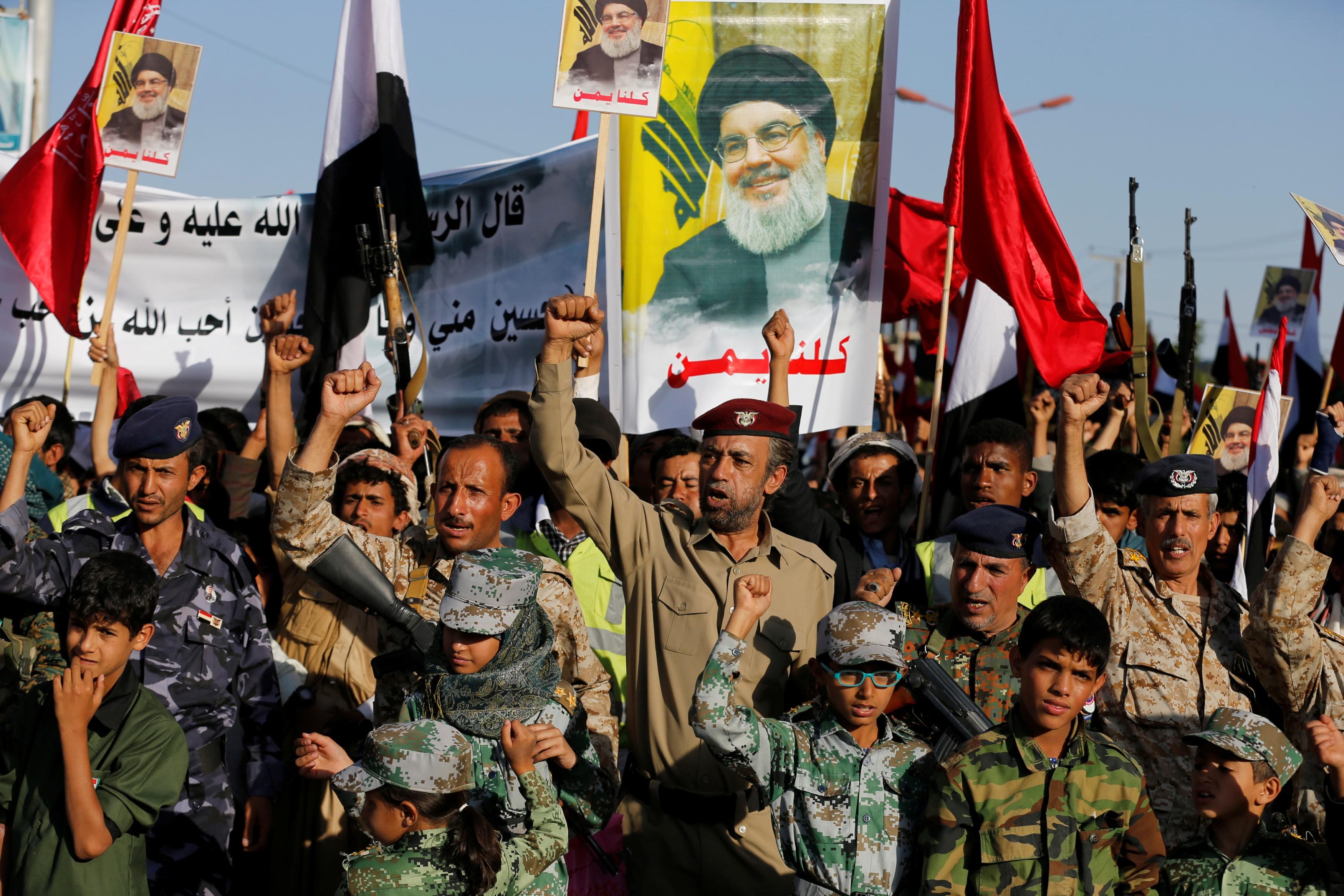 Houthi_Hezbollah_Yemen