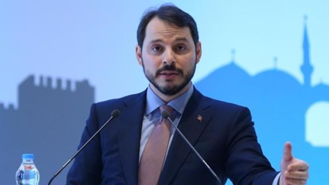 وزير الماليه التركي برات البيراق