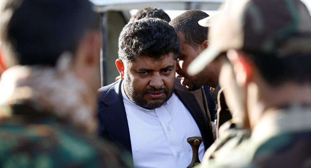 محمد على الحوثي