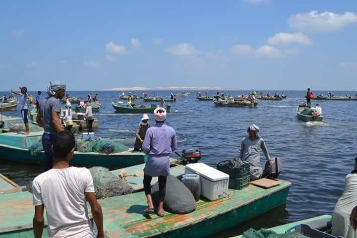 صيادين شمال سيناء (5)